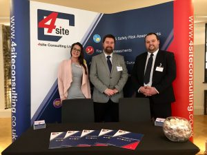 4site Client Services Team at the Leaseholder Conference