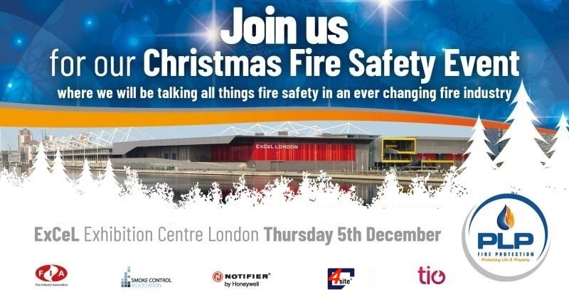 Poster for the PLP Fire Event