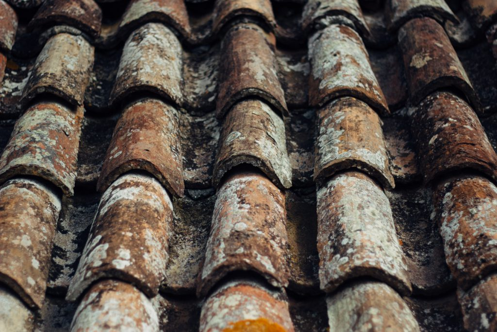 Roof tiles that may contain asbestos