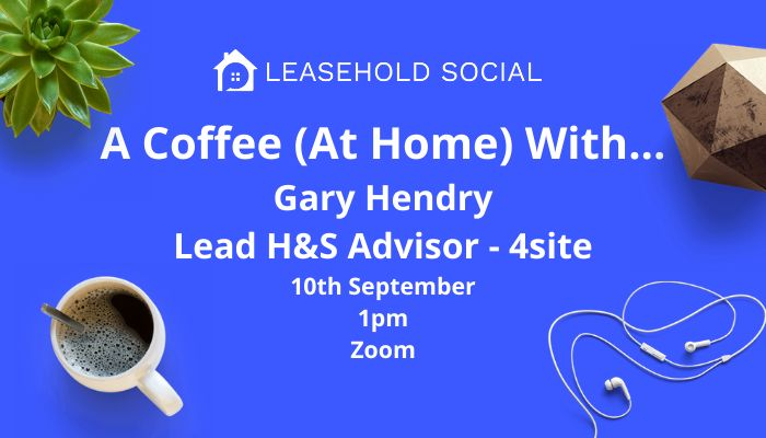 A Coffee at Home With Gary Hendry Poster