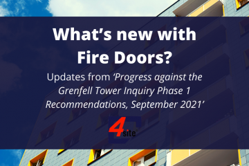 What's New With Fire Doors?